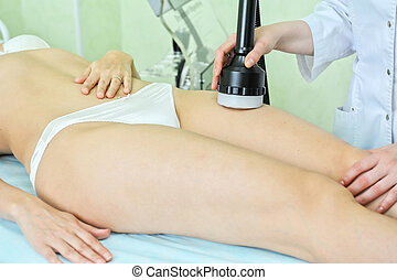 procedure for women hip for cellulite