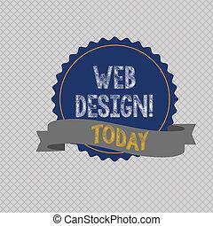 proces, foto, sticker, zeehondje, jagged, strip., design., web, schrijvende , inhoud, kleur, fabriekshal, lint, tekst, conceptueel, makend, zakelijk, het tonen, hand, grafisch, websites, rand, gearceerd
