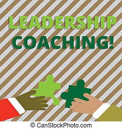 proces, fotografia, zagadka, połączyć, znak, coaching., ...
