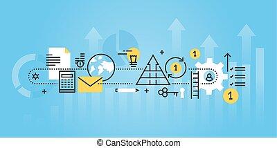 proces, zakelijk, investering