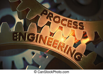 Process Engineering. 3D.