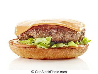 processo, hambúrguer, fazer