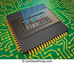 processor with code lock 2018 - The processor with the code ...
