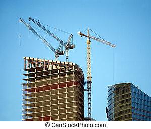 processus, activité construction