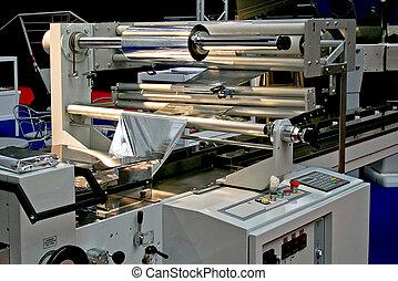 processus, aluminium
