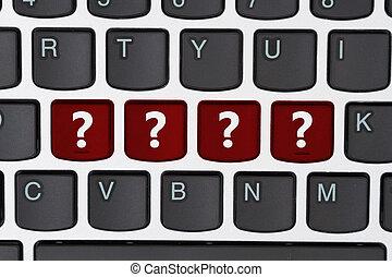 procurar, respostas, online