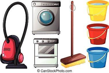 prodotti, pulizia