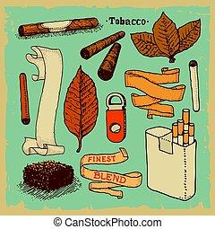 prodotti, tabacco