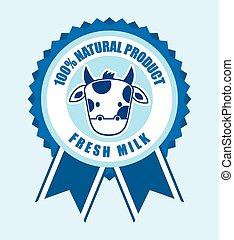 prodotto, latte