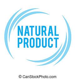 prodotto, naturale, marchio