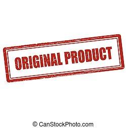 prodotto, originale