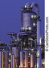 produção química, facilidade