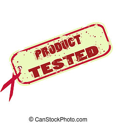 Produc Tested