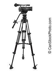 producción, cámara