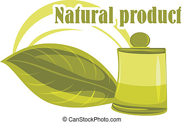 product., desenho, natural, ícone