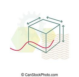 Product Design - Dimensions - Icon