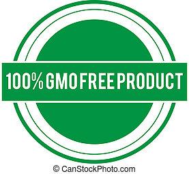 product, gmo, kosteloos, etiket