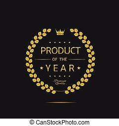 product, jaar