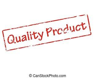 product, kwaliteit