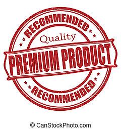 product, premie