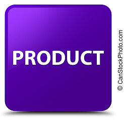 Product purple square button