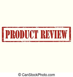 Product Review-stamp