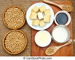 product, soybean