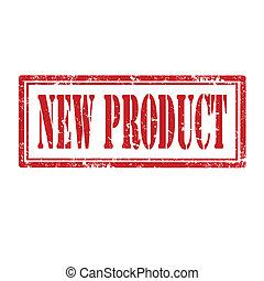 product-stamp, nieuw