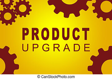 Product Upgrade concept