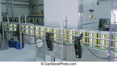 production, boîte, usine