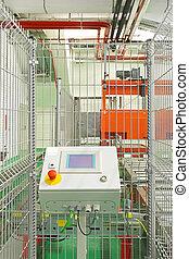 Production line control