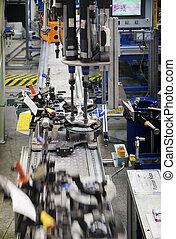 Production Line of MacPherson suspension