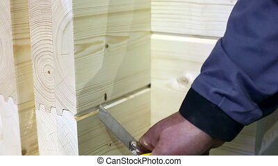 Production of building materials. Profiled bars - Production...