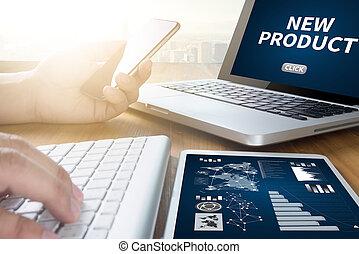 producto, directores, trabajando, empresa / negocio, trabajo, inicio, tripulación, proyecto, equipo, nuevo, reunión, encontrar
