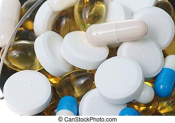 productos farmacéuticos, macro