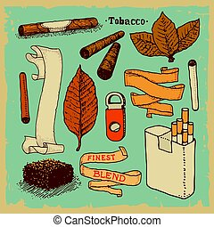 productos, tabaco