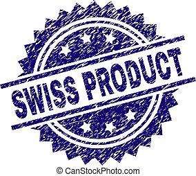 produit, grunge, timbre, textured, cachet, suisse