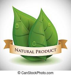 produit, naturel, design.