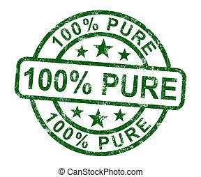 produit, naturel, timbre, 100%, pur, authentique, spectacles