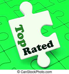 produit, rated, puzzle, ranked, mieux, sommet, spécial, ...