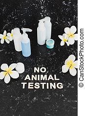 produits, animal, cruelty-free, lotions, beauté, non, essai,...