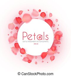 produits de beauté, pétales, romagic, wind., mariage, mode, ...