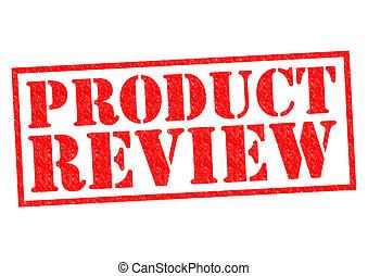 produkt, kritik