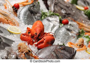produkty morza