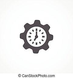 produtividade, ícone