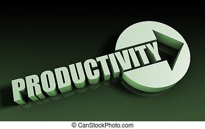 produtividade