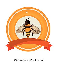 produto, abelha, animal, ícone