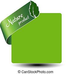 produto, folha, natureza, -, elemento, fita