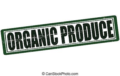 produto orgânico