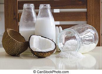 produtos, coco